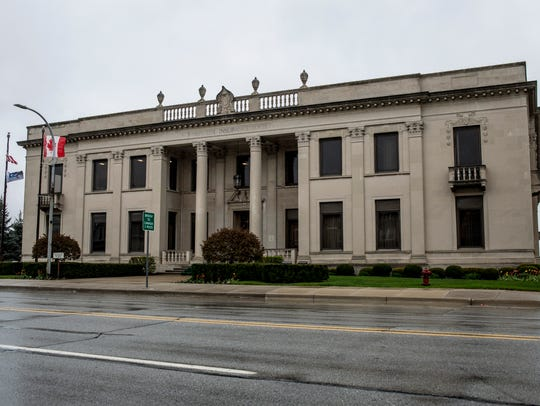 Woman's Life Insurance Society is one of three Port