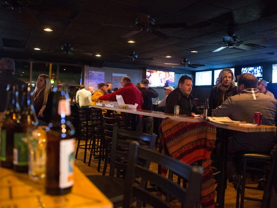 """The Rockford Tavern near Wilmington's Trolley Square targets """"grown-up"""" customers, ages 30s and up."""