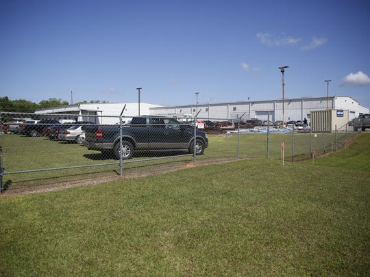 A Trulieve facility in Quincy, pictured Wednesday,