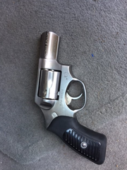 Metro police say a gunman wielded this weapon during