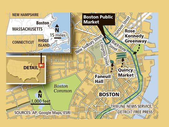 A market in Boston for every taste and price point