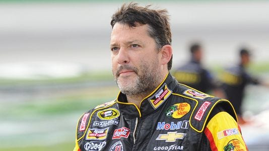 Tony Stewart took questions from the media for the first time Monday following the Aug. 9 death of Kevin Ward Jr.