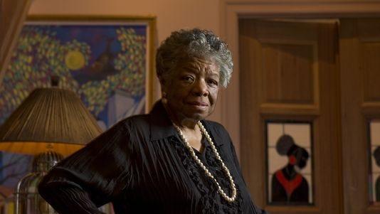 Maya Angelou. 2008
