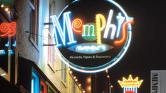 Officials have stopped charging a $10 security fee to people who visit Beale Street during peak times.