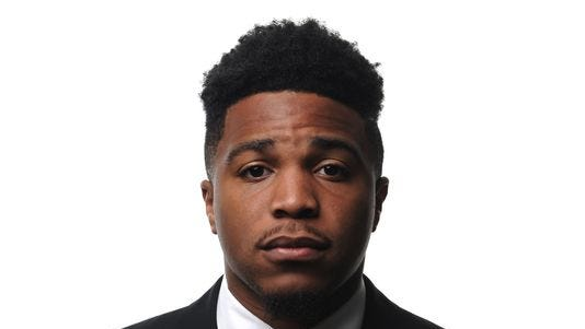 Vols running back Treyvon Paulk was dismissed from the team on Monday.