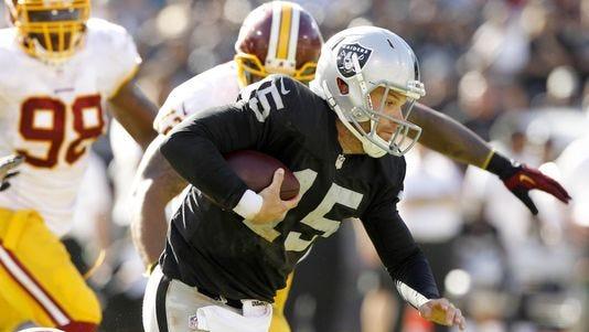 Matt Flynn's latest NFL stop -- in Oakland -- was a brief one.