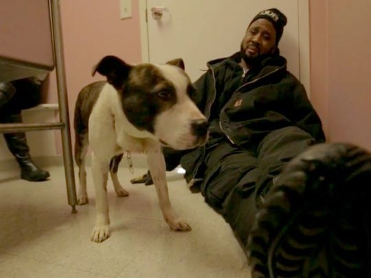 """Detroit Dog City"" follows the Detroit Dog Rescue crew as they track and save neglected animals in the city."