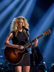 "Tori Kelly says she named her new gospel album ""Hiding Place"" because ""these songs, they're where I feel safe."""