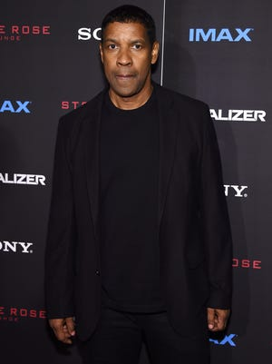 "Actor Denzel Washington attends the ""The Equalizer"" New York premiere at AMC Lincoln Square Theater on September 22, 2014 in New York City."