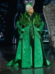 "THE WIZ LIVE! Another Jersey Girl - Queen Latifah - stars as The Wiz in NBC's production of ""The Wiz Live!"" in December, 2015.."