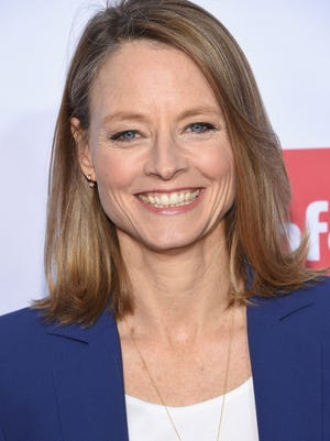 """Jodie Foster attends the """"Taxi Driver"""" 40th Anniversary Celebration during the 2016 Tribeca Film Festival at The Beacon Theatre on April 21, 2016 in New York City."""