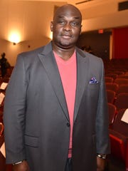Tommy Ford in March 2016 in Atlanta.
