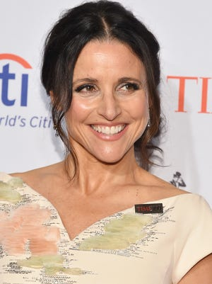 Julia Louis-Dreyfus: Jan. 13, 1961.