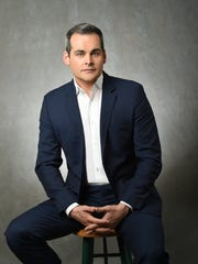 David Begnaud, CBS News correspondent