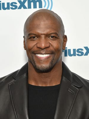 Terry Crews, at the SiriusXM studios in September, said on Twitter that he was groped by a Hollywood executive.