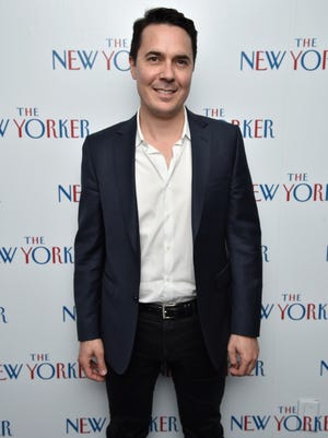 The New Yorker has fired reporter Ryan Lizza over alleged sexual misconduct. The former Washington correspondent for the magazine is shown here at The New Yorker's annual party kicking off The White House Correspondents' Association Dinner Weekend on April 29, 2016 in Washington, DC.