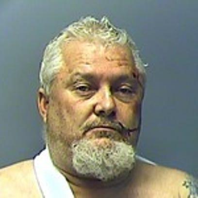 Suspect who allegedly crashed through hospital ER doors has violent history
