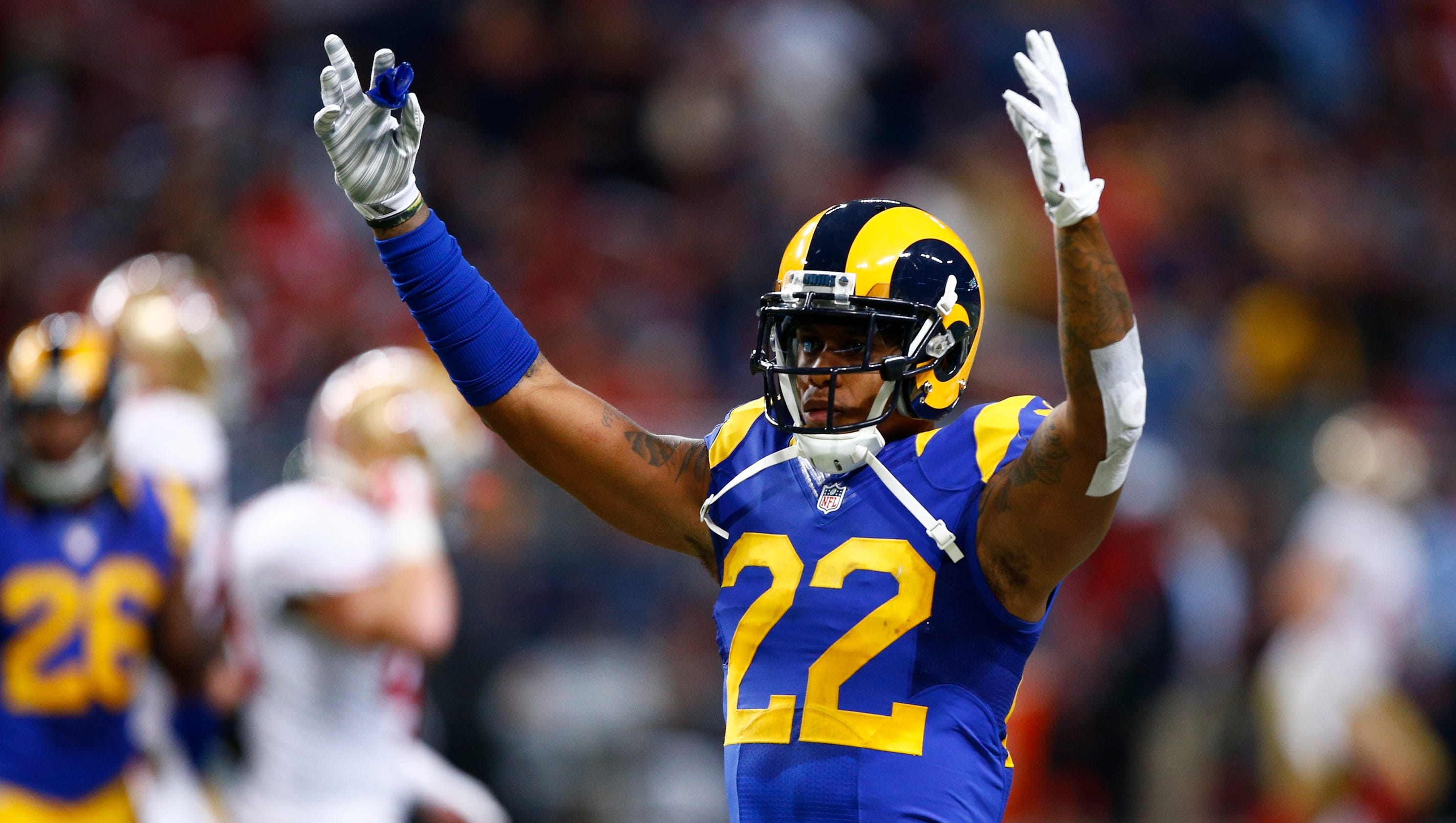 Rams Secondary Banged Up Heading Into Game Against Lions