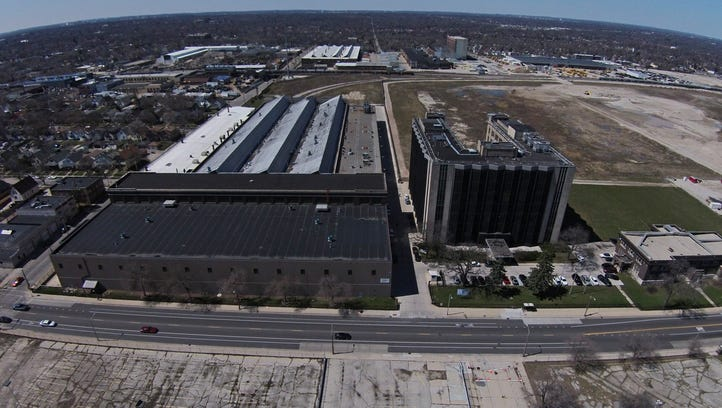 Talgo Inc. will lease a city-owned building (left)