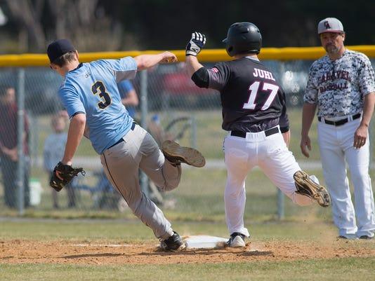 Sports: Caravel Cape Baseball