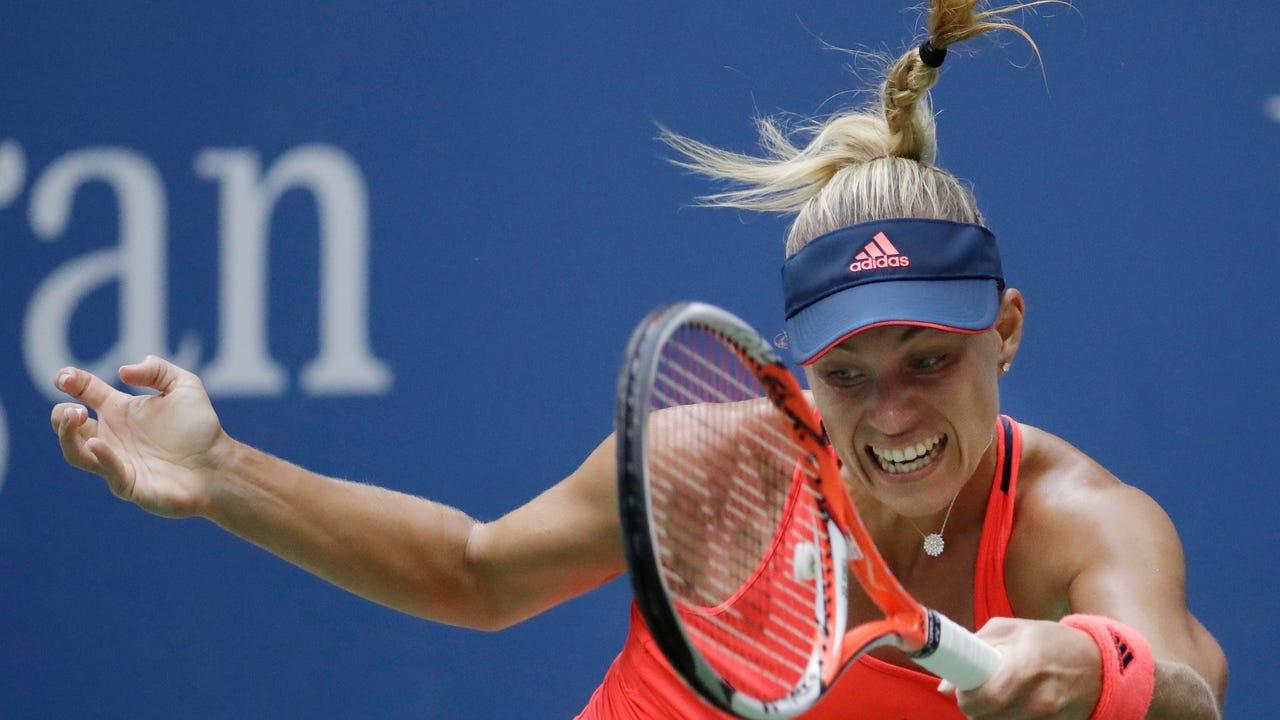 Angelique Kerber won her first-ever U.S. Open title.