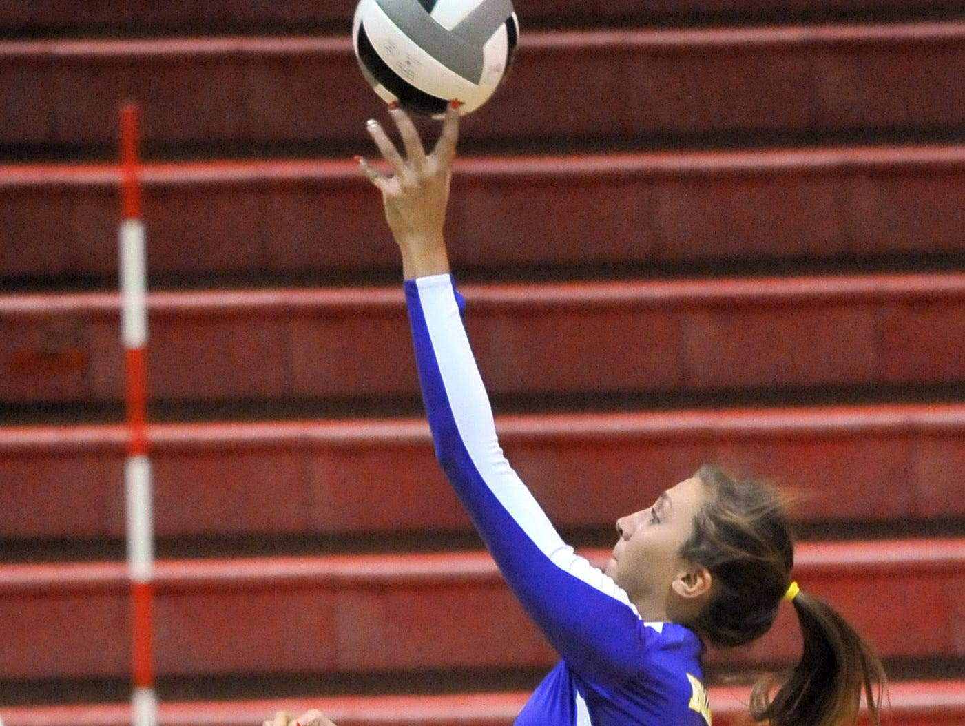 Bloom-Carroll;s Taylor Hughes earned All-Ohio honors, according to the state's coaches, on Sunday night.