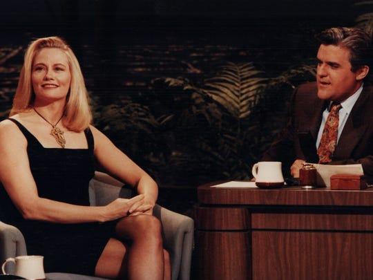 "Cybill Shepherd wore the Maravilla Cross on the :""Tonight Show with Jay Leno'' in 1992."