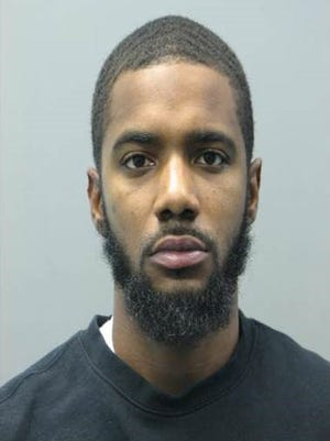Reginal Waters, 30, has been charged with killing Clifton Thompson last month.