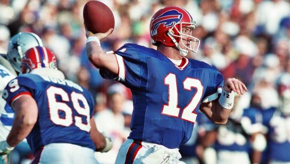 Bills vs Dallas Super Bowl 27 January 31, 1993.