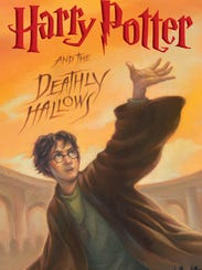 """""""Harry Potter and the Deathly Hallows."""""""