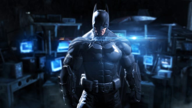 The video game 'Batman: Arkham Origins' traces the early career of the dark knight.