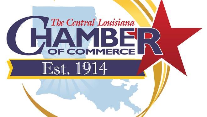 Central Louisiana Chamber of Commerce logo