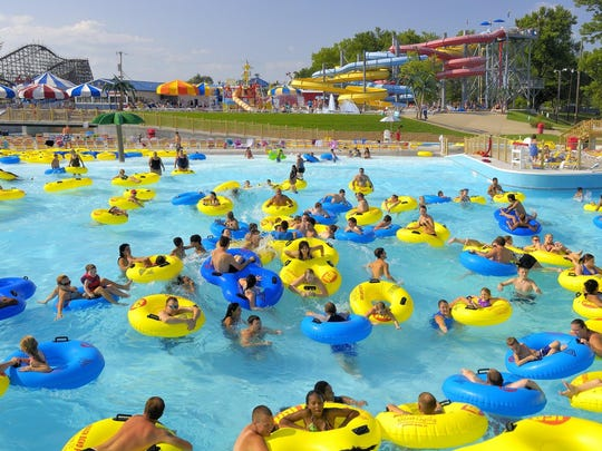 Wave Pool at Beech Bend Park in Bowling Green, Ky. Submitted Photo