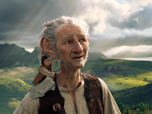 Film Review The BFG