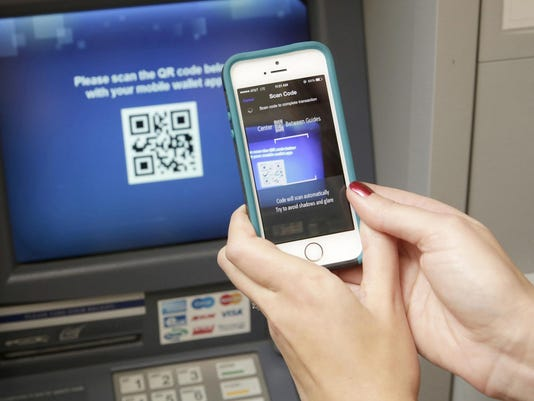 Dialing for dollars: Banks use smartphones to elimate ATM cards