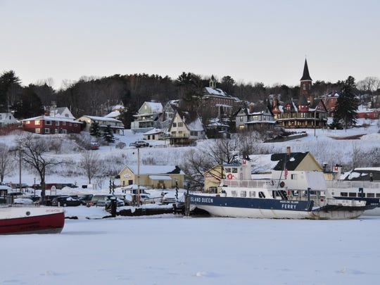 Bayfield is bustling with opportunities for outdoor adventures in winter.