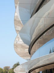 Apple's new HQ will be home to 12,000 employees. The
