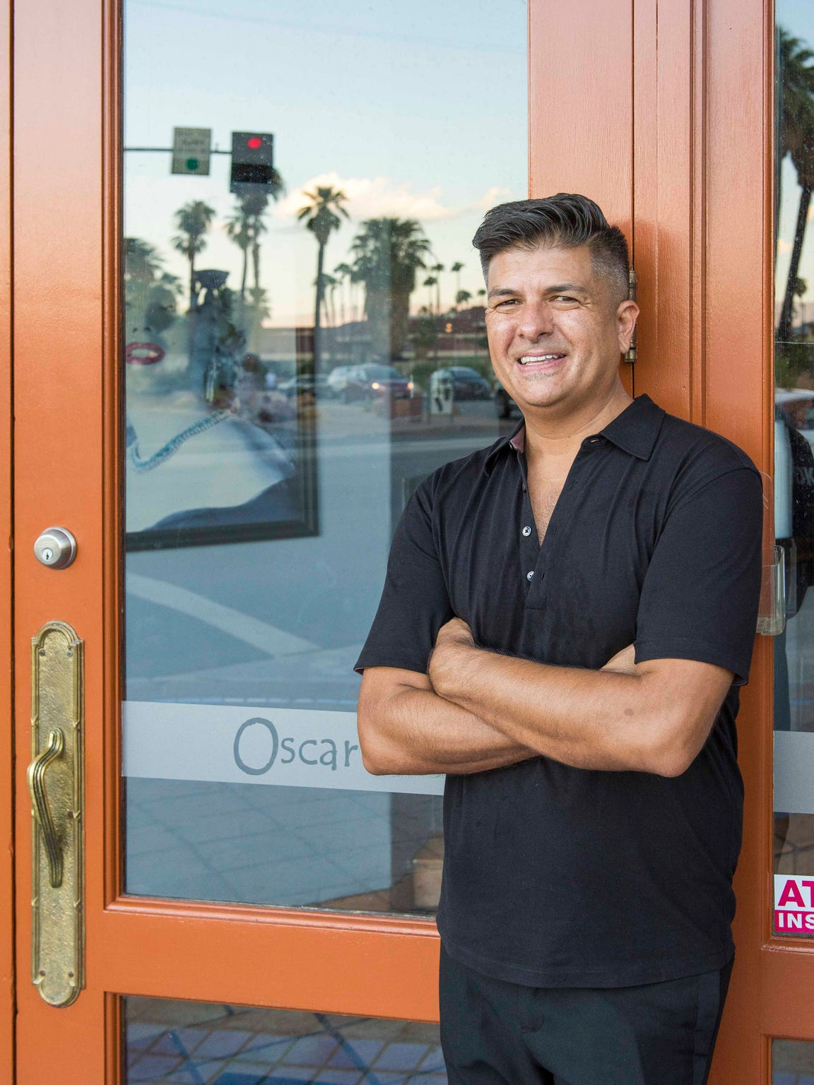 Daniel Gore, the current operator of Oscar's, is one of two businessmen who claim rightful ownership of the beloved restaurant.