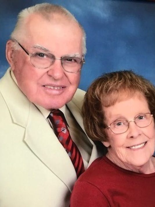 Anniversaries: dale Stevens & Donna Stevens