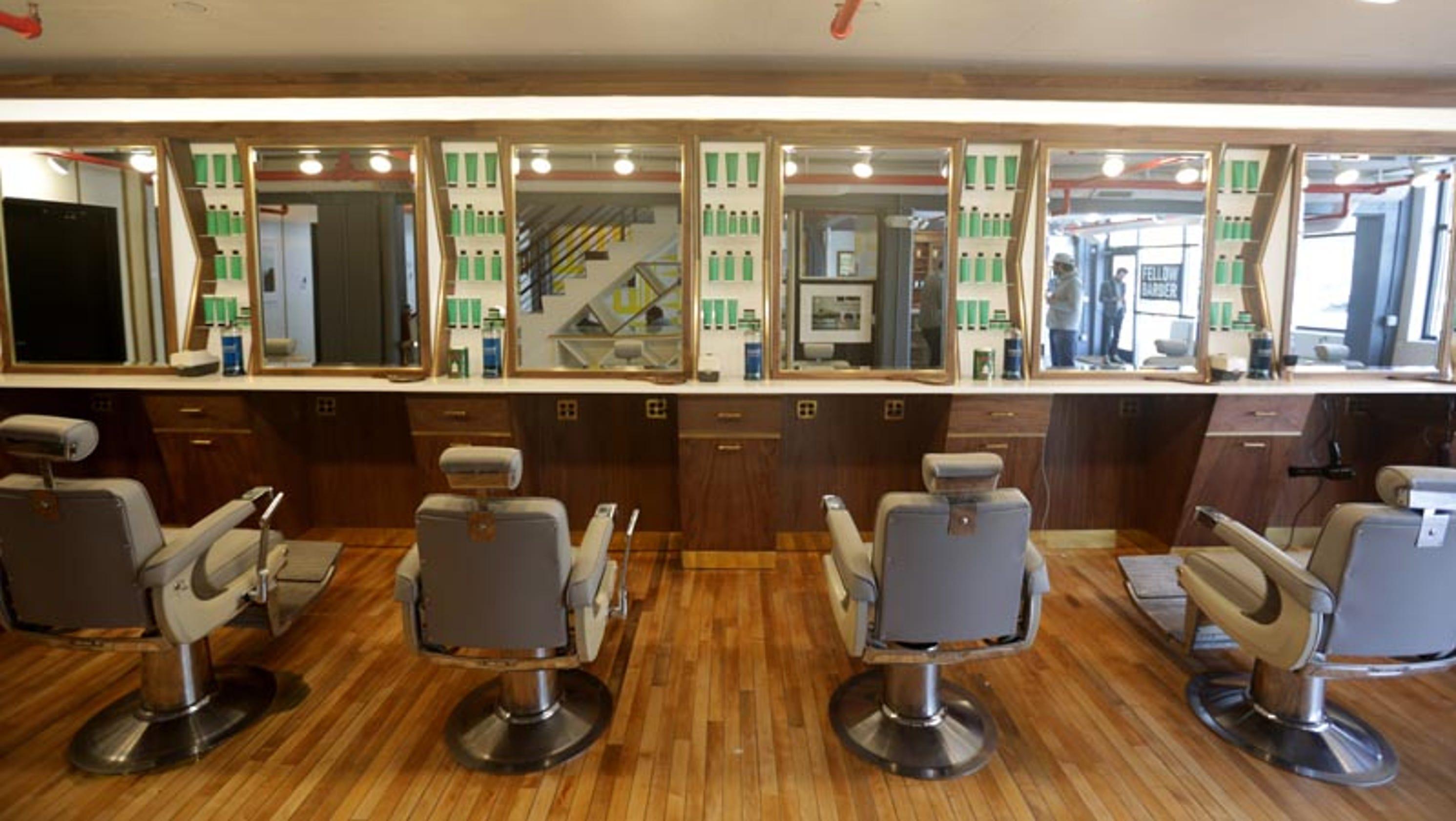 Hipster? barbershop trend arrives in Detroit