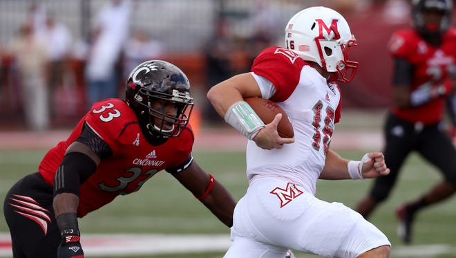 The Miami RedHawks football team went 0-12 last season, and welcome any amount of hope spring brings.