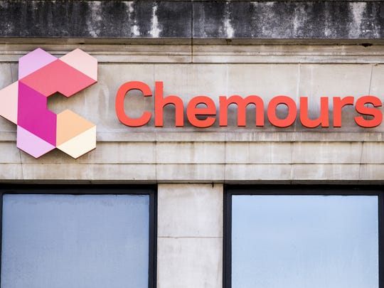 The Chemours Building in Downtown Wilmington.