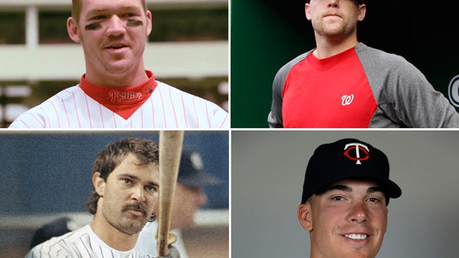 From Scott Rolen and Don Mattingly (left) to Drew Storen and Alex Meyer (right), the state of Indiana has produced its share of baseball talent over the years.