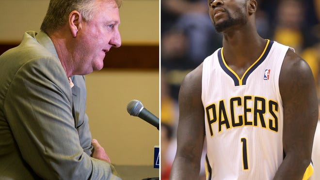 Larry Bird's faith in Lance Stephenson propelled the former Pacers guard to great heights.