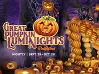 Save at Dollywood's Fall Events