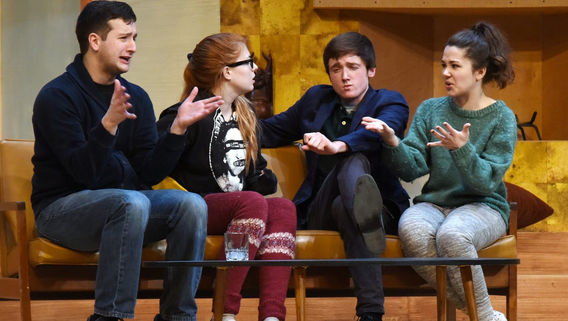 Popular french farce comes to bsu stage for French farce
