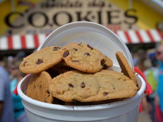Sweet Martha's Cookie Jar's Take Home Pail ($16) offers