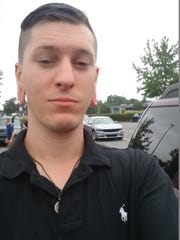 Ryan Roy, 28, of Burlington, shared this photo of himself