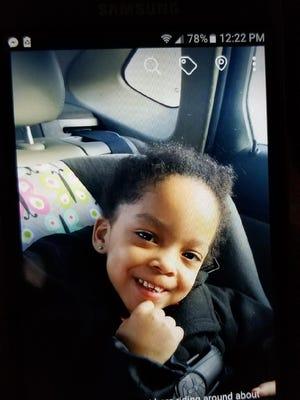 Jamereiyonna L. Buchanan-Murdock, 4, is still missing after her mother's car was stolen with the child inside it.