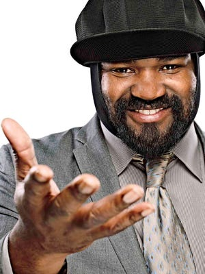 Grammy-winning jazz vocalist Gregory Porter performs in concert tonight at the Flynn Center.